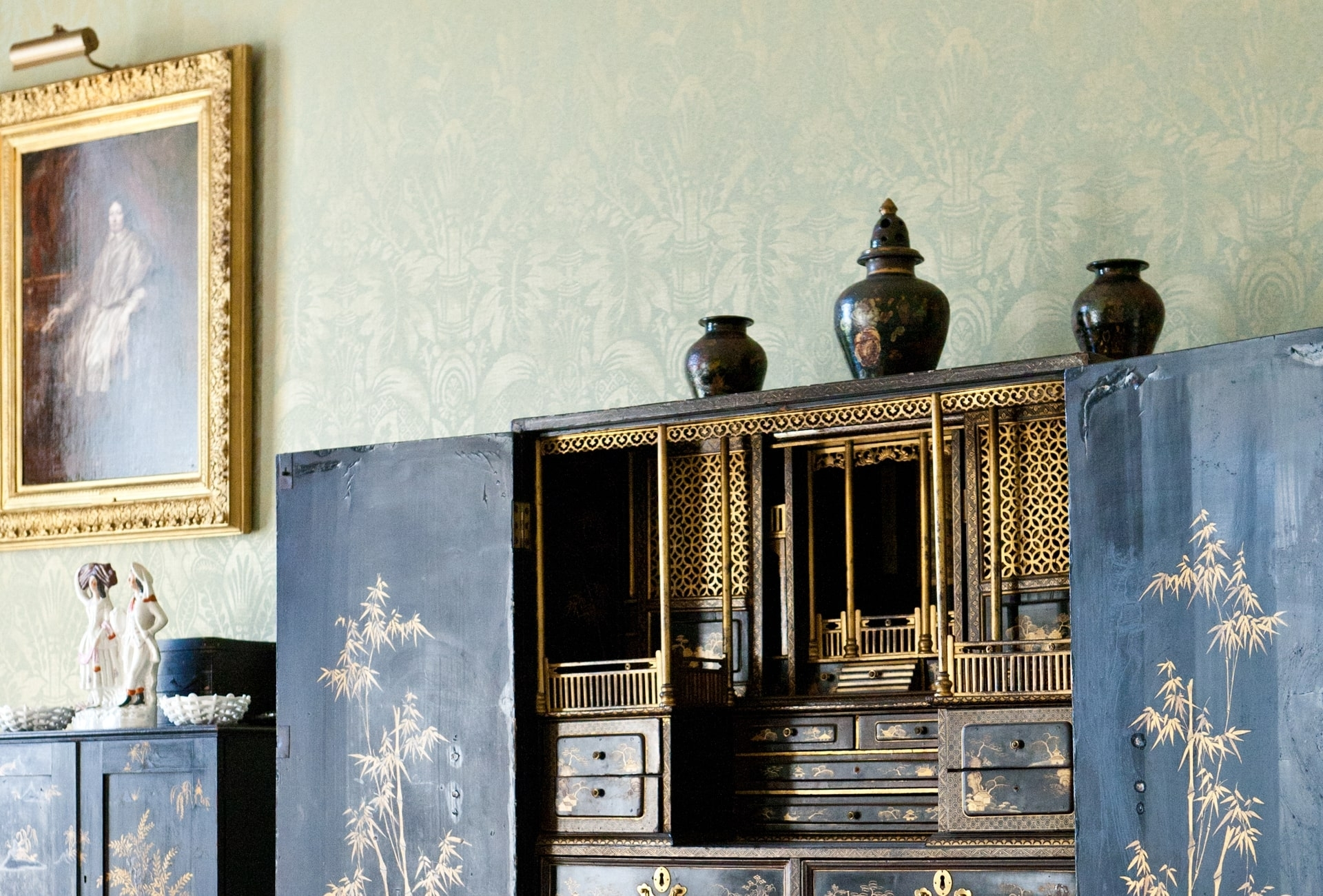 C+S Stately Home – Yorkshire Interior Designer