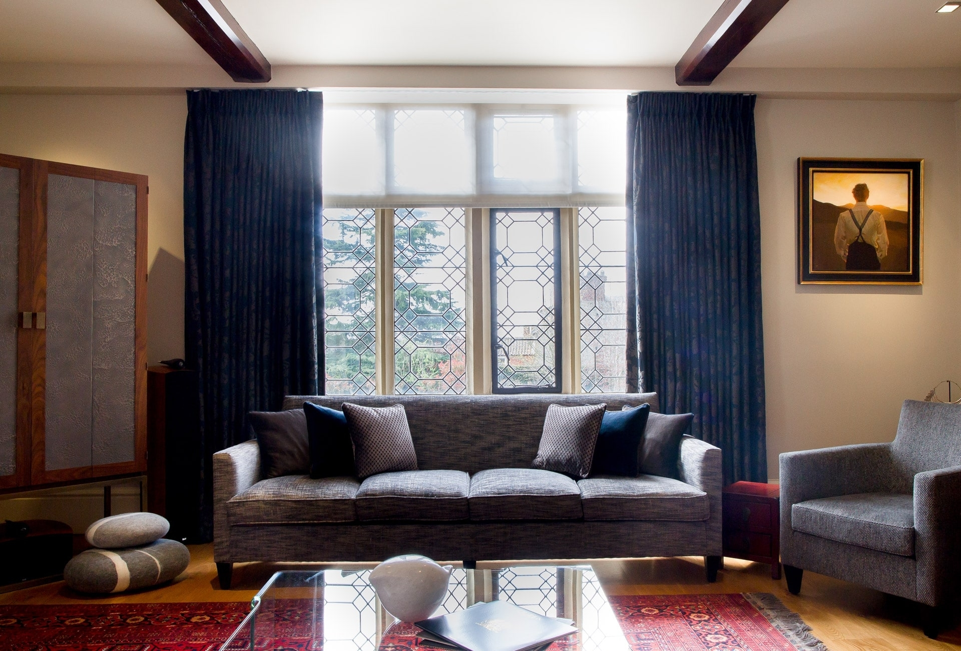 Grade II Listed Country Residence  Interior Redesign