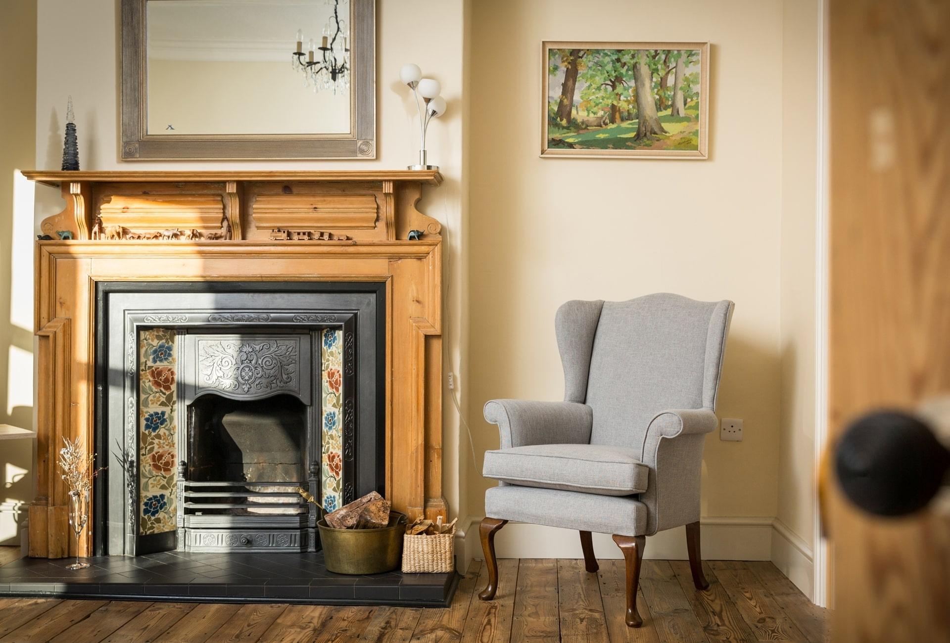 Restoration of Flood Damaged Property – York, Interior Designer